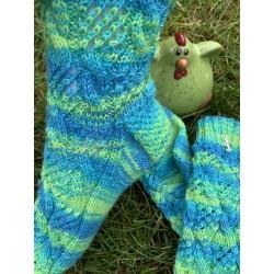 Handmade socks 40-41